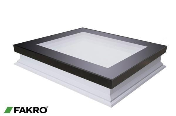FAKRO DXF-D U6 Fixed Shut Flat Roof Window - All Sizes Fakro Roof Windows