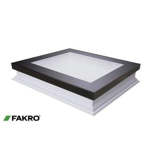 FAKRO DXF-D U6 Secure Fixed Shut Flat Roof Window - All Sizes Fakro Roof Windows