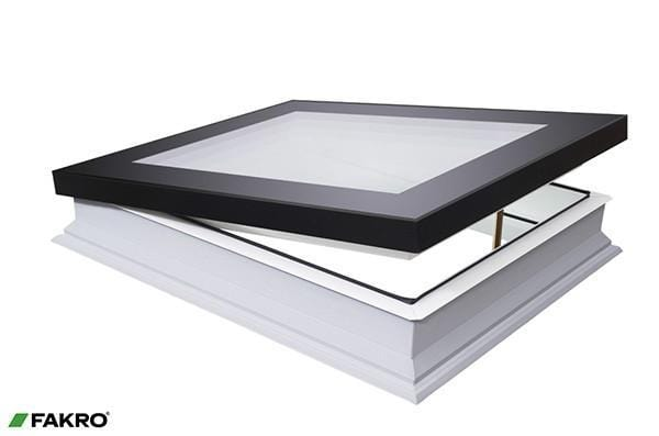 FAKRO DMF-D U6 Secure Manual Flat Roof Window - All Sizes Fakro Roof Windows