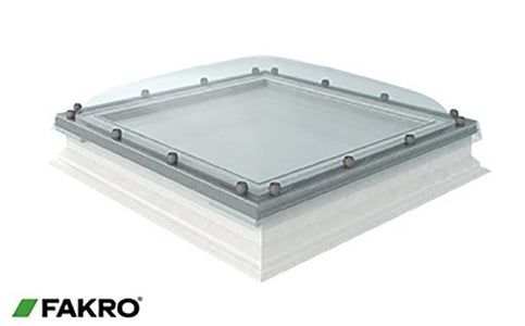 FAKRO DRC-C P2 Manual Flat Roof Access Window - All Sizes Fakro Roof Windows