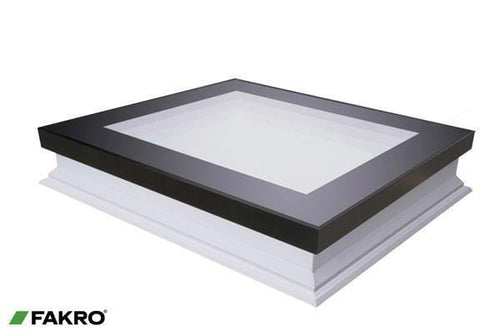 FAKRO DRF-D U6 Manual Flat Roof Access Window - All Sizes Fakro Roof Windows