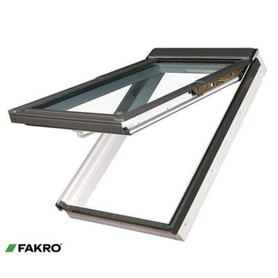 FAKRO PPP-V P2 White PVC PreSelect Window - All Sizes Fakro Roof Windows