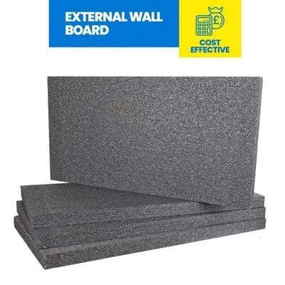 Image of Enhanced EPS 1200mm x 600mm - All Sizes External Wall Insulation