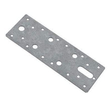 Load image into Gallery viewer, Galvanised Flat Connector Plates (Pack of 10) - All Sizes Building Materials
