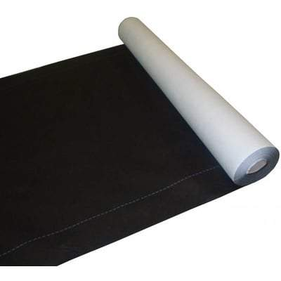 Black Roof and Wall Breather Membrane 1.5m x 50m (75m2 Roll) Membranes