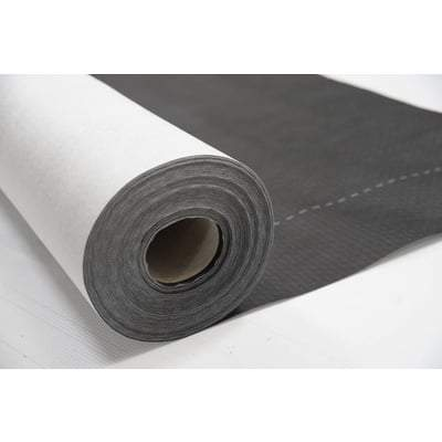 Black Pro Roof and Wall Breather Membrane 1.5m x 50m (75m2 Roll) Membranes