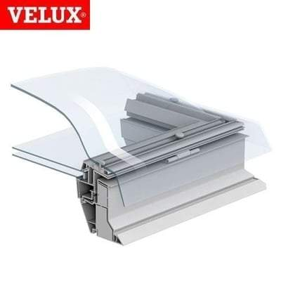Velux ZCE - PVC Extension Kerb 150mm Window - All Sizes Velux Roof Windows