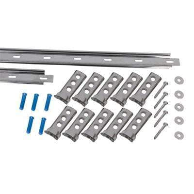 Universal Wall Starter Kit - Stainless Steel Building Materials