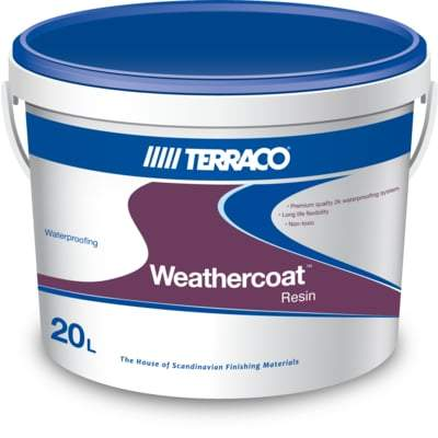 Weathercoat 422 Grey (68622) 20kg External Wall Insulation