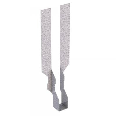 Galvanised Joist Hanger - Medium Duty/Long Leg (Pack of 10) - All Sizes Building Materials