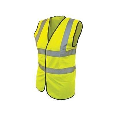 Image of Yellow Hi Vis Vests Tools & Workwear