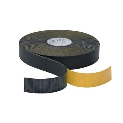Pipe Insulation Lagging Tape 15mm x 50mm x 15m