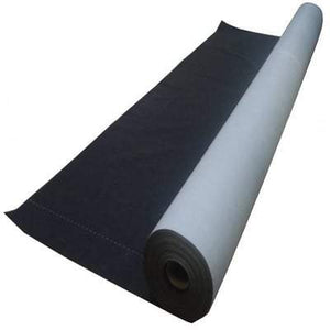 Black Construction Wrap Breather Membrane 2.7m x 100m (270m2 Roll) Membranes