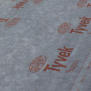 Tyvek Supro Plus 50m x 1.5m (75m2 roll) Roof Insulation