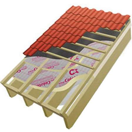 Image of 200mm Celotex XR4200 2.4m x 1.2m Loft Insulation