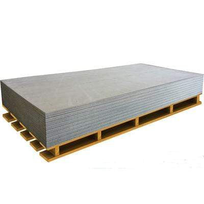Aquafire Cement Board (Pallet of 50 Boards) - All Sizes Building Materials