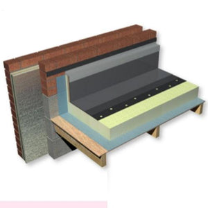 Celotex Crown-Up Flat Roof PIR Insulation (All Sizes)