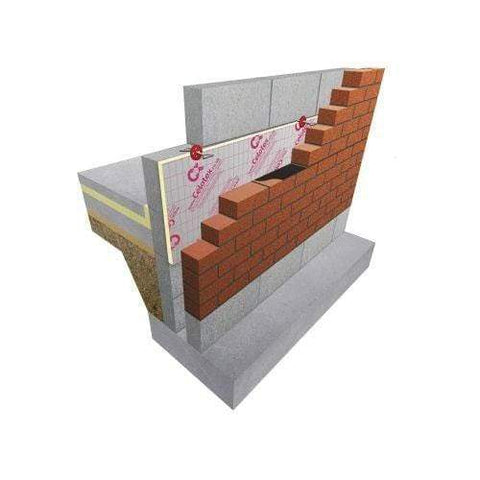 Celotex CW4000 Cavity Wall Insulation Board (All Sizes)