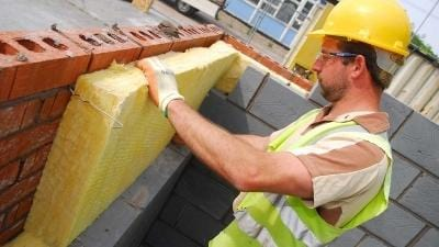 Isover Batt - CWS 36 (1.2m x 0.45m) All Sizes Cavity wall Insulation