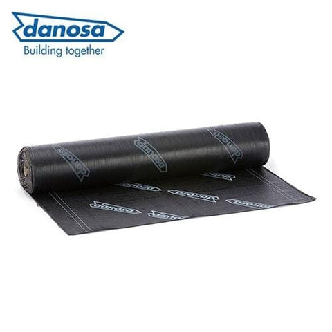 Danosa SBS 2.5mm Partially Bonded Underlay - 7m x 1m Danosa