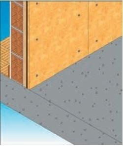 Image of Danosa Danofon Multilayer Acoustic Panel - 28mm x 6m x 1m Loft Insulation