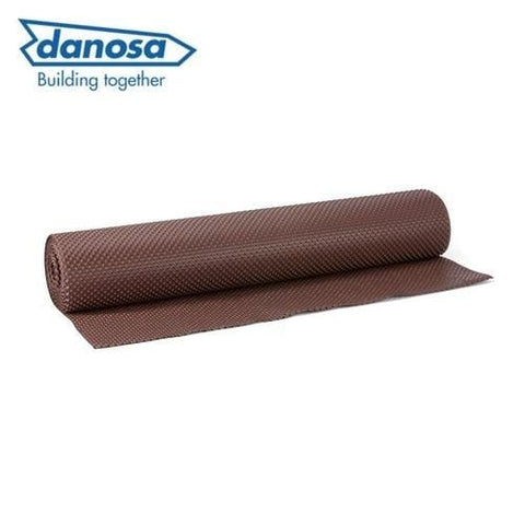 Danodren Vertical Waterproofing Sheet with Geotextile - All Sizes Wall Insulation