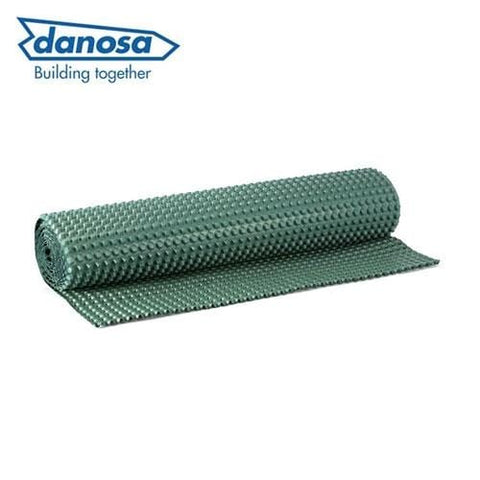 Danodren R-20 Horizontal Waterproofing Sheet - 20m x 2m