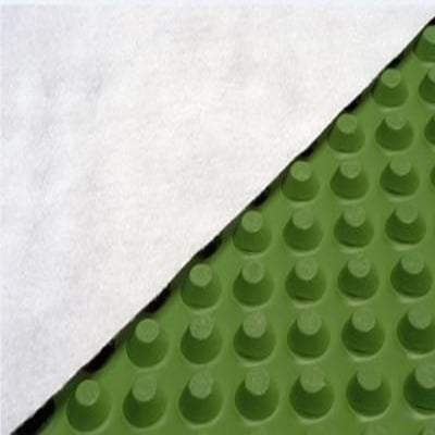 Danodren Garden with Integral Geotextile Fleece - 20m x 2.1m Roof Insulation