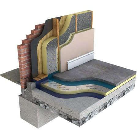 Image of Recticel Eurothane PL (2.4m x 1.2m) All Sizes Insulation