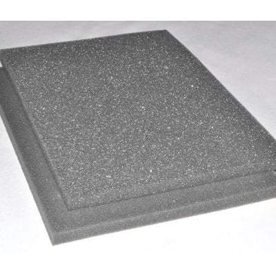 Image of Abfoam NF Sheet + SAB Light Grey 2 x 1.2m - All Sizes Acoustic Insulation