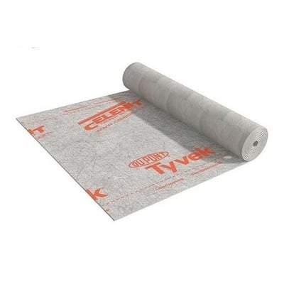 TYVEK HOUSEWRAP 1.4M x 100m All Insulation