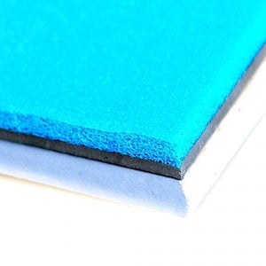 MuteBoard Soundproof Plasterboard - 1200mm x 1200mm - All Sizes Loft Insulation
