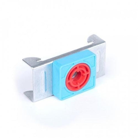 MuteClip Standard Sound Isolation Clip 76mm x 35mm x 29mm Walls & Ceilings