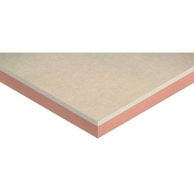 Kingspan Kooltherm K118 Insulated Plasterboard 1.2m x 2.4m - All Sizes All Insulation