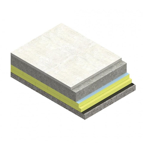GreenGuard (Styrozone) GG500 600mm x 1250mm - All Sizes Floor Insulation