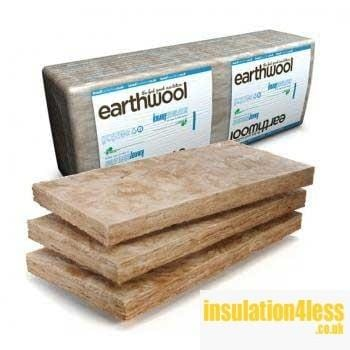 Knauf Frametherm Slab 570mm x 1170mm - All Sizes Loft Insulation