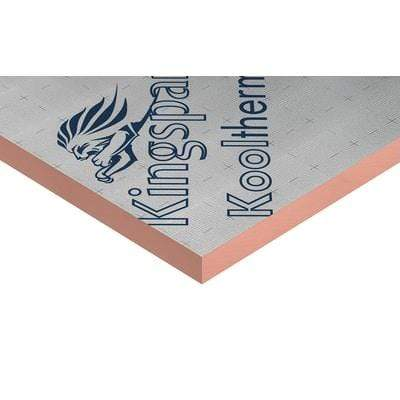 Kingspan Kooltherm K15 Rainscreen Board 1.2m x 2.4m - All Sizes All Insulation