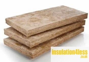 Knauf Earthwool OmniFit Slabs (All Sizes) Loft Insulation