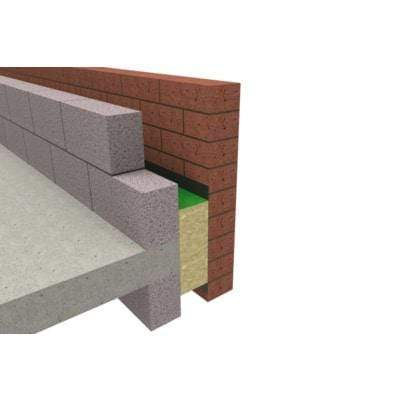 Party Wall DPC Horizontal 1200mm x 260mm - All Sizes Fireproof Insulation