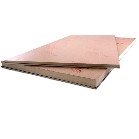 Image of Celotex PL4000 Insulated Plasterboard 1.2m x 2.4m - All Sizes Floor Insulation