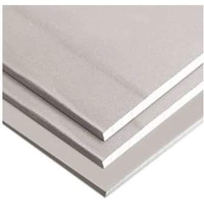 12.5mm Plasterboard 1.2m x 2.4m Tapered Edge Plasterboard