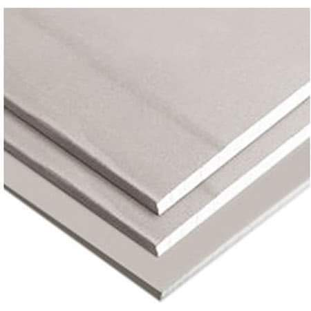 Knauf Wallboard Tapered Edge Plasterboard - 2.4m x 1.2m x 12.5mm
