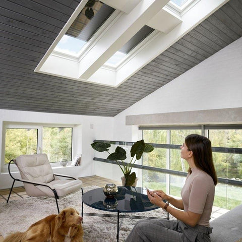 Velux Avtive KLA 300 Indoor Climate Control Sensor Velux Roof Windows