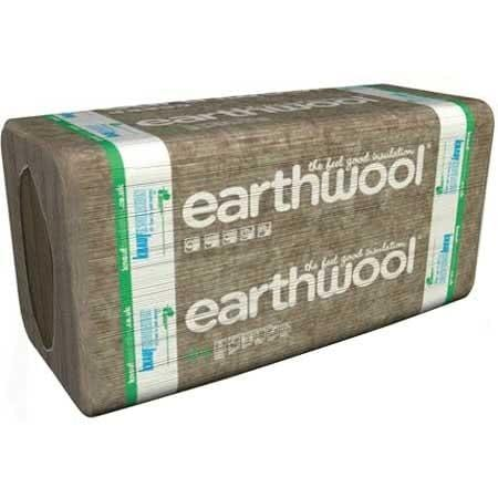 Knauf Earthwool RS45 (600mm x 1200mm) - All Sizes Loft Insulation