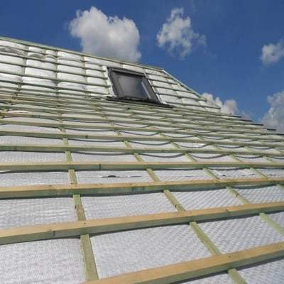 Image of RoofReflex Insulated Breather Membrane 1.4m x 100m (14m2 Roll) Membranes