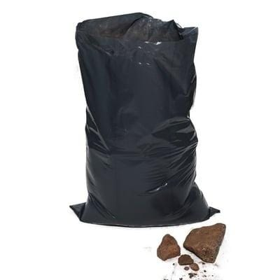Image of Rubble Sacks (Box of 1000) - All Colors Black Building Materials & Accessories