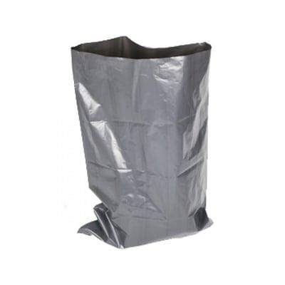 Image of Rubble Sacks (Box of 1000) - All Colors Grey Building Materials & Accessories
