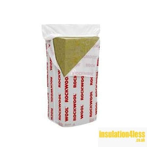 Rockwool RW3 1200mm x 600mm (All Sizes) Cavity wall Insulation