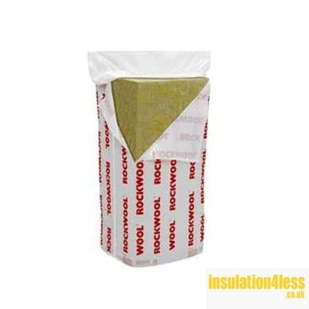 Image of Rockwool RW5 1200mm x 600mm (All Sizes) Cavity wall Insulation