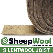 Load image into Gallery viewer, Sheepwool SilentWool Joist Insulation Loft Insulation